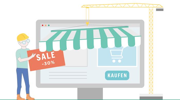 Online shop erstellen by Webnetz