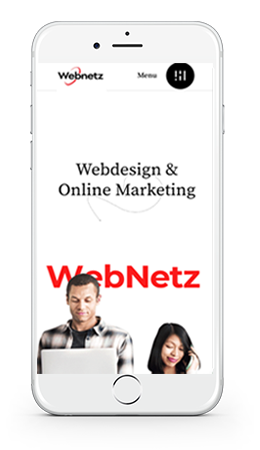 Webdesign & Online Marketing -Iphone Kopie